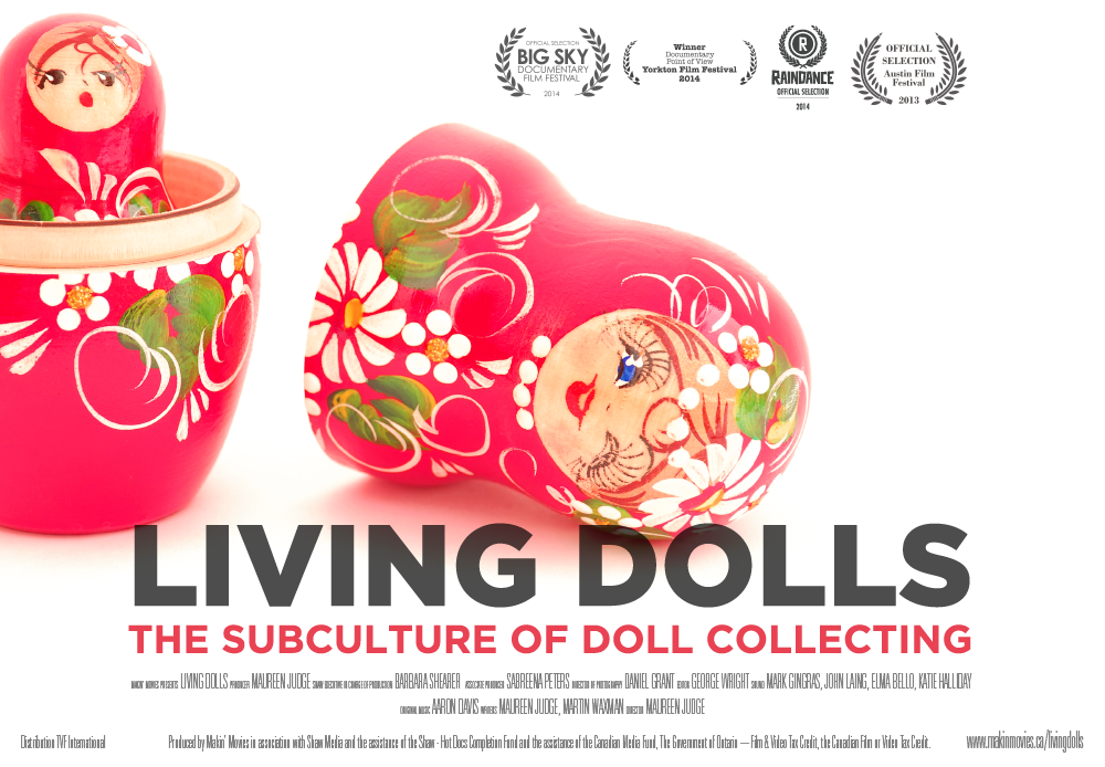 Living Dolls: featured